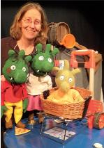 Wodo Puppenspiel - Die Olchis