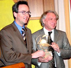 Kiebitz Preisverleihung 2006