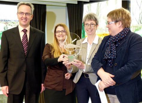 Kiebitz Preisverleihung 2012