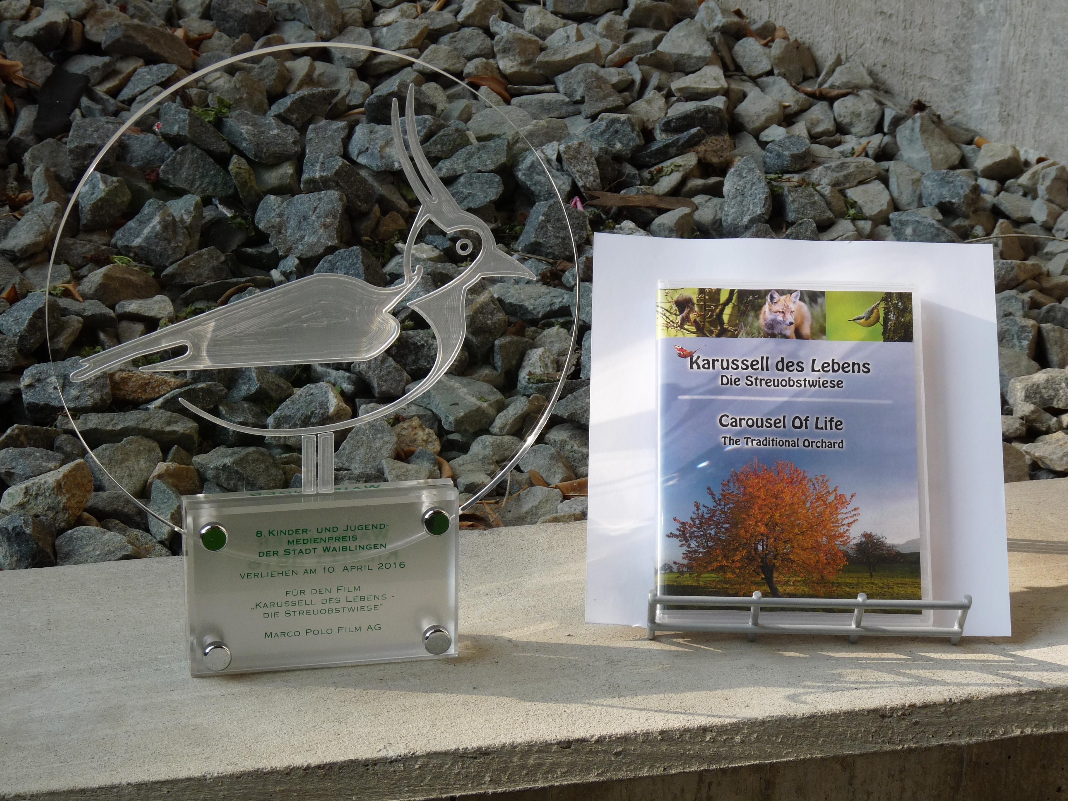 Der Preisträger-Film Karussell des Lebens - Die Streuobstwiese