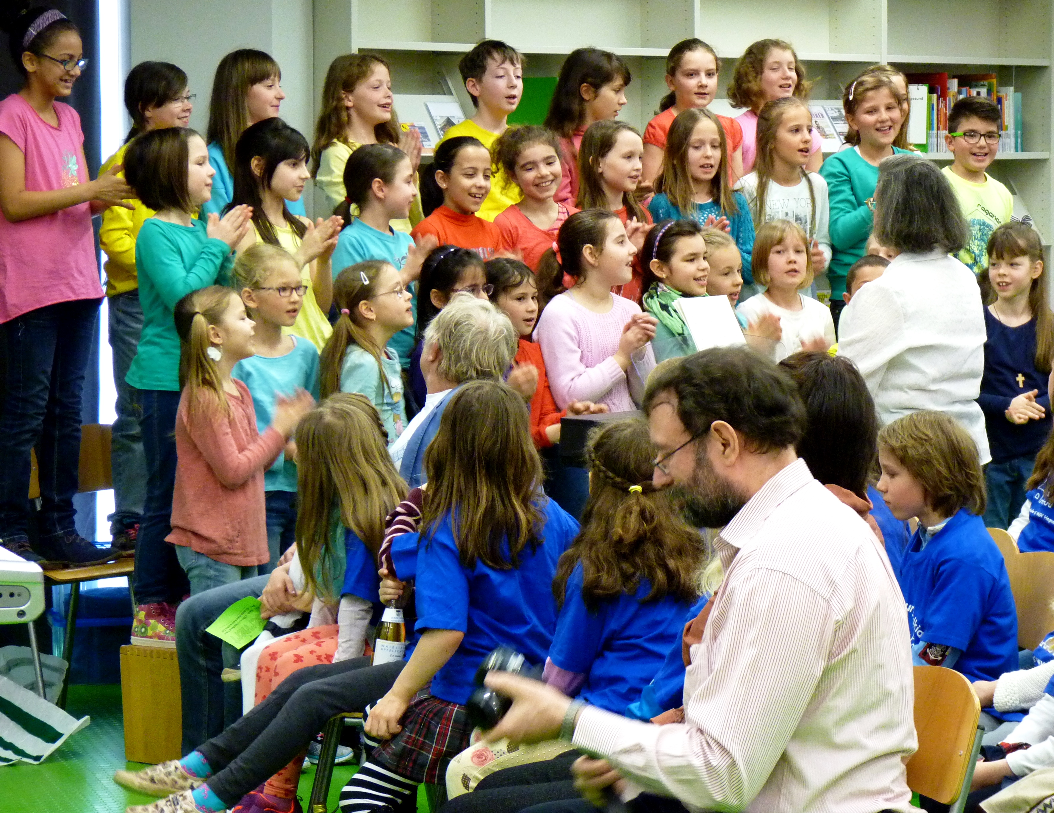 Rinnenäckerschule Chor