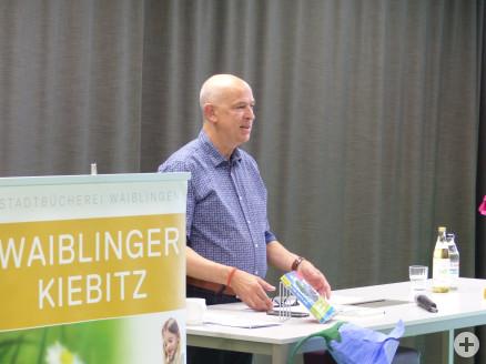 Mathias Jeschke bei der Preisverleihung