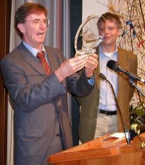 Kiebitz Preisverleihung 2004