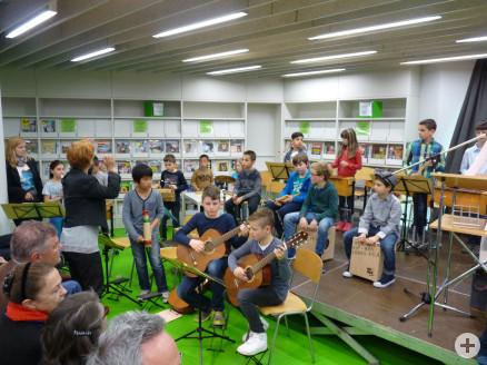 Rinnenäckerschule Orchester