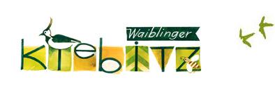 Logo des Waiblinger Kiebitz